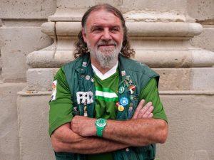 """ESI col.labora amb Jorge Morillo, """"El misionero del futbol"""","""